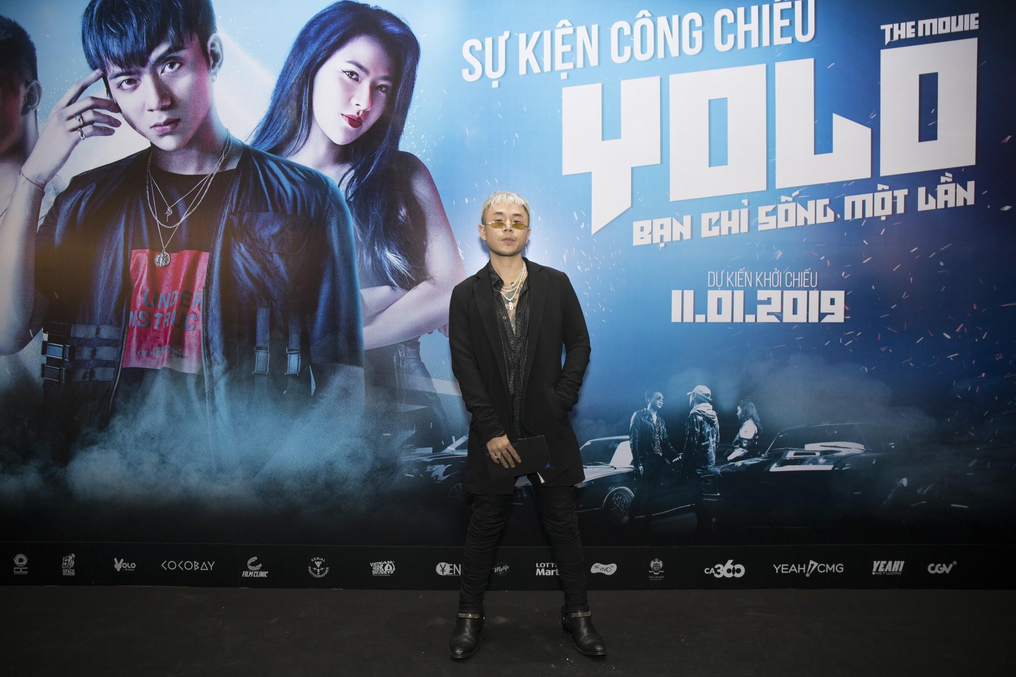 """""""Trai hư"""" Soobin Hoàng Sơn hóa quý ông lịch lãm tại họp báo """"Yolo the Movie"""" - Ảnh 7."""