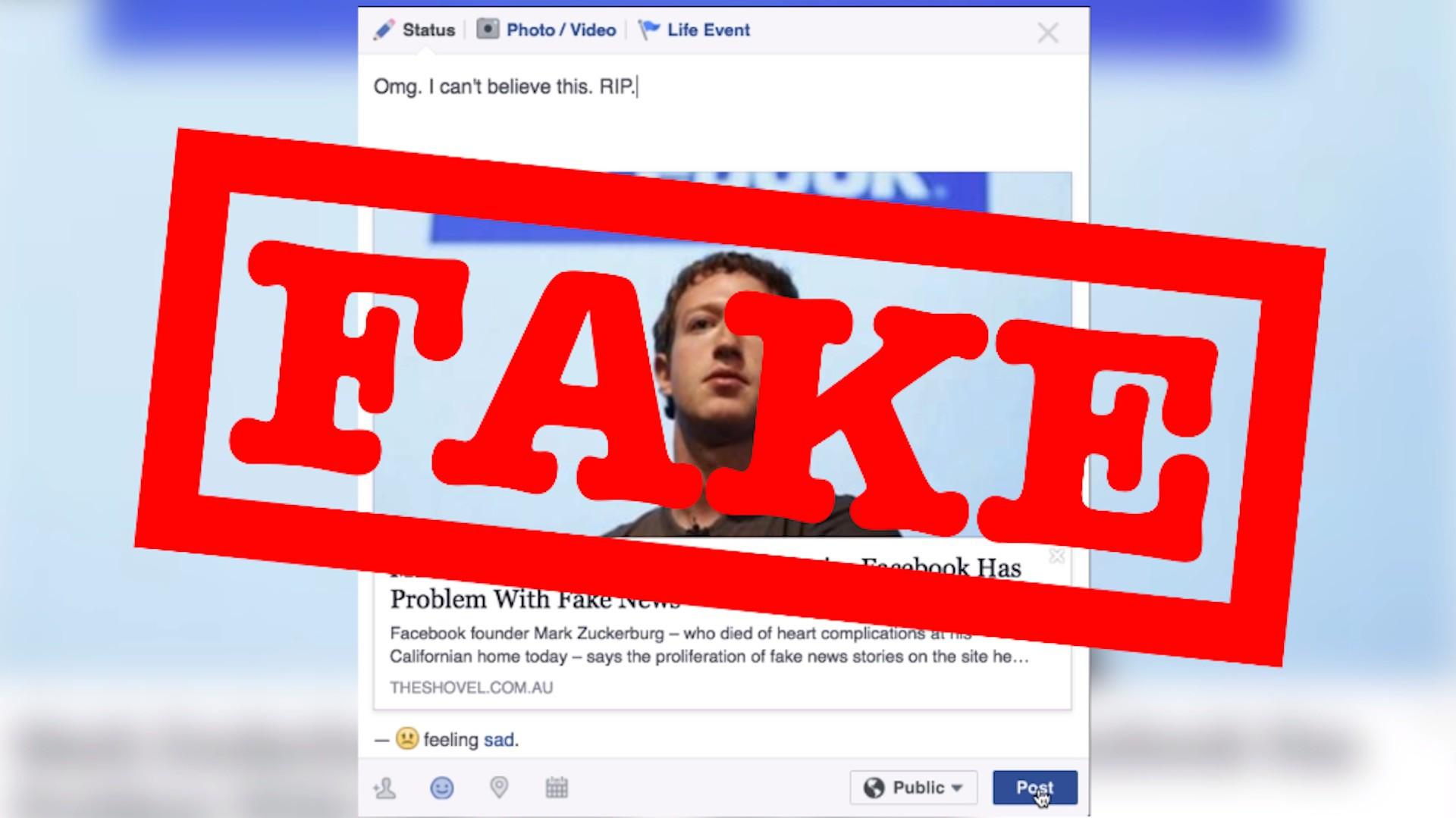 Khoa học chứng minh: Gừng càng già càng cay, người càng già càng share nhiều tin fake trên Facebook - Ảnh 1.