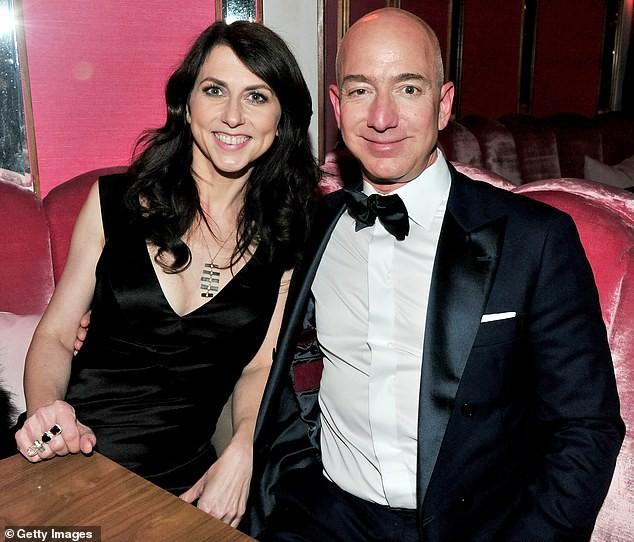 Người thứ 3 chen vào hôn nhân 25 năm của tỷ phú Amazon: Sự nghiệp lừng lẫy và từng là vợ bạn thân Jeff Bezos - Ảnh 6.