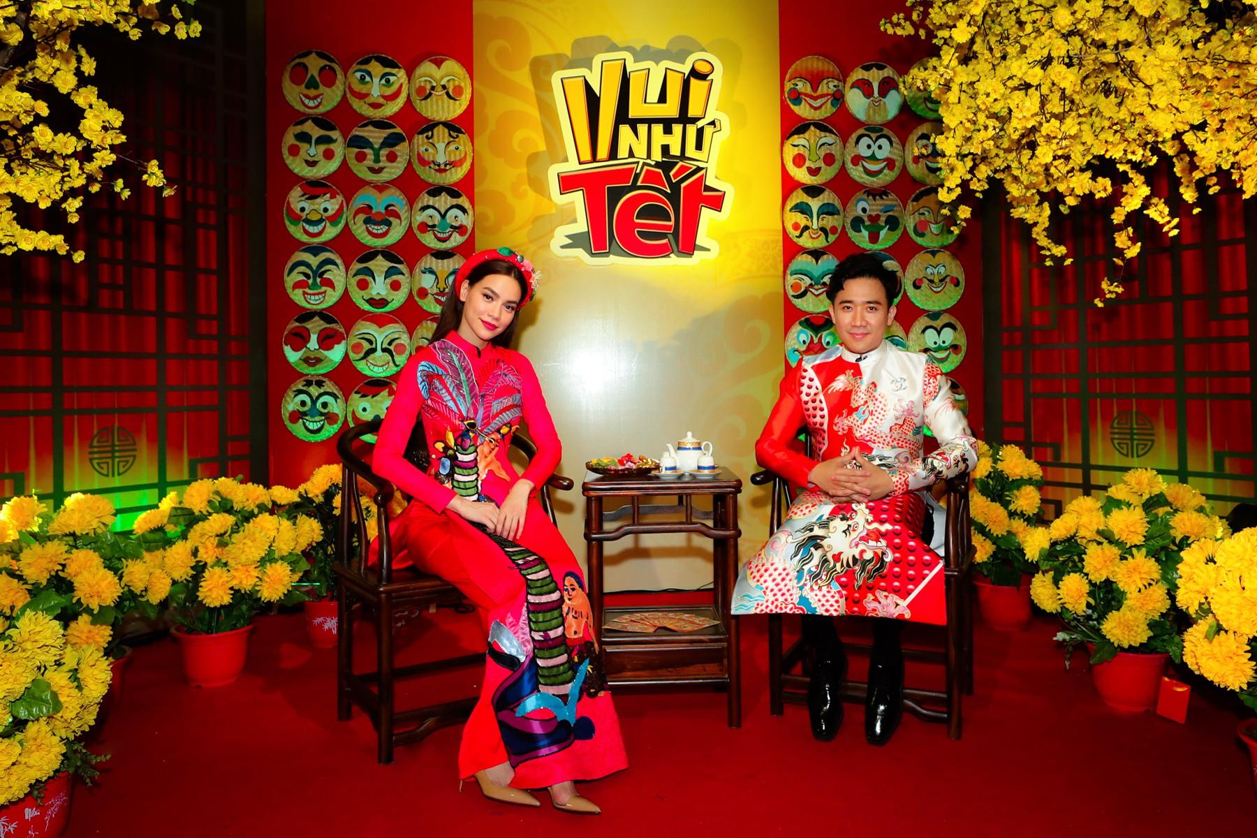 Hồ Ngọc Hà lần đầu trình diễn ca khúc mới, cùng dàn sao Việt đình đám hội ngộ trong chương trình nhạc Xuân 2019 - Ảnh 2.