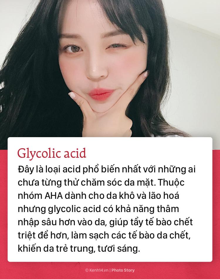 Chỉ cần thuộc mặt các loại acid sau và cách kết hợp chúng trong quy trình dưỡng da là bạn có thể sở hữu làn da đẹp như mơ - Ảnh 3.
