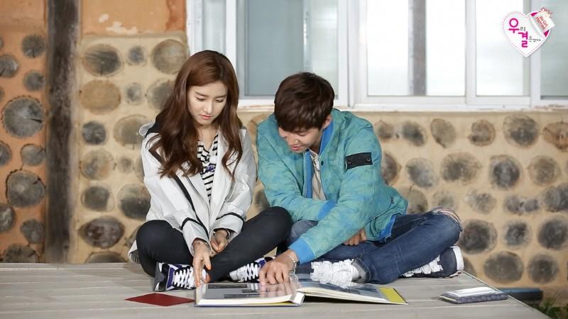 Hóa ra nàng cháo Kim So Eun và chồng hờ đã cho fan ăn một cú lừa như thế này! - Ảnh 2.