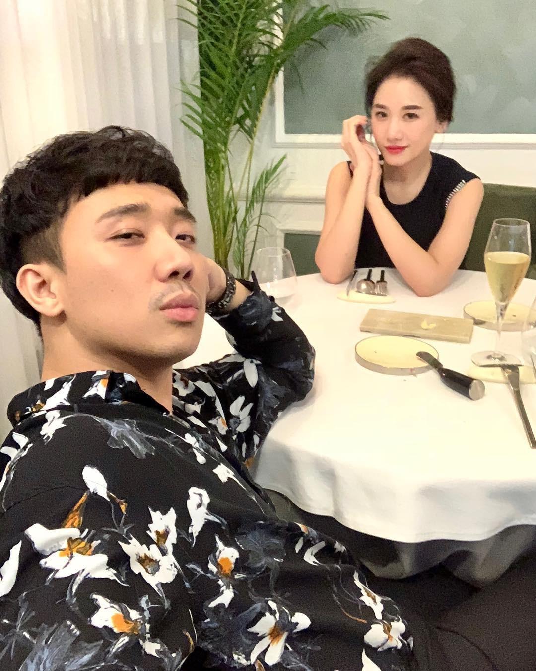 Trấn Thành và Hari Won kỷ niệm 3 năm yêu: Chàng khoe ảnh ngọt ngào, nàng hạnh phúc nhắn nhủ Cám ơn đã yêu tôi nha - Ảnh 1.