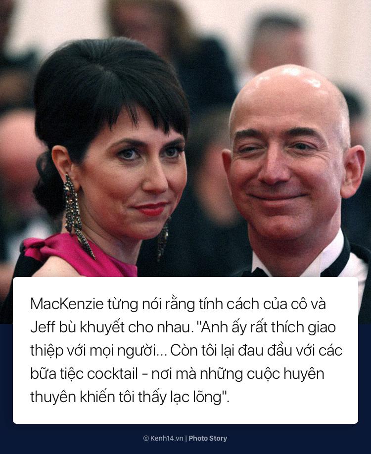 Nhìn lại mối tình 25 năm đầy ngọt ngào của ông chủ Amazon và vợ khiến nhiều người luyến tiếc - Ảnh 5.