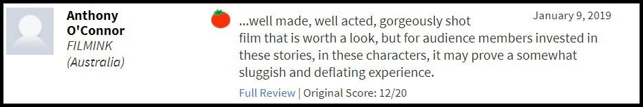 """""""Glass"""" bị giới phê bình chê tơi tả, sự nghiệp của M. Night Shyamalan quả là lên xuống như biểu đồ hình sin - Ảnh 11."""