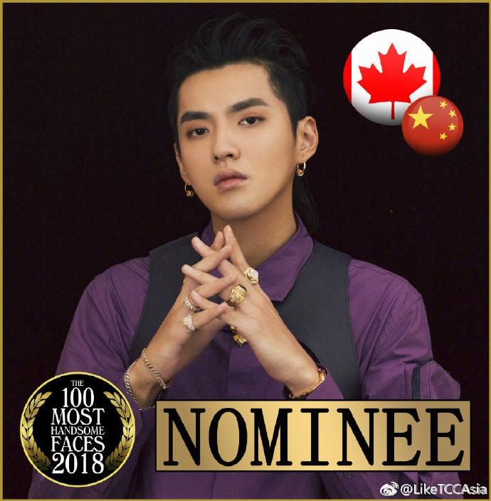 Đề cử top 100 gương mặt đẹp trai nhất châu Á: Nhân vật gây sốc nhất lại không thuộc showbiz Hoa ngữ - Ảnh 3.