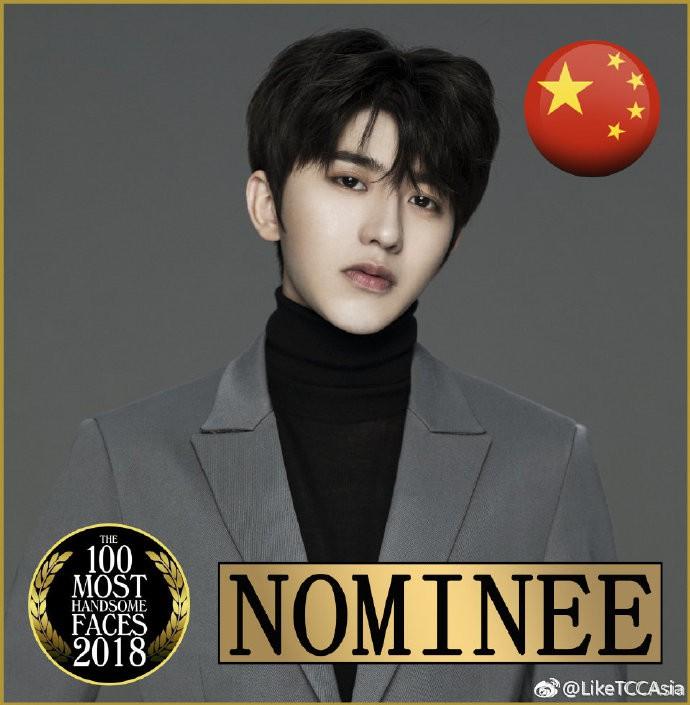 Đề cử top 100 gương mặt đẹp trai nhất châu Á: Nhân vật gây sốc nhất lại không thuộc showbiz Hoa ngữ - Ảnh 4.