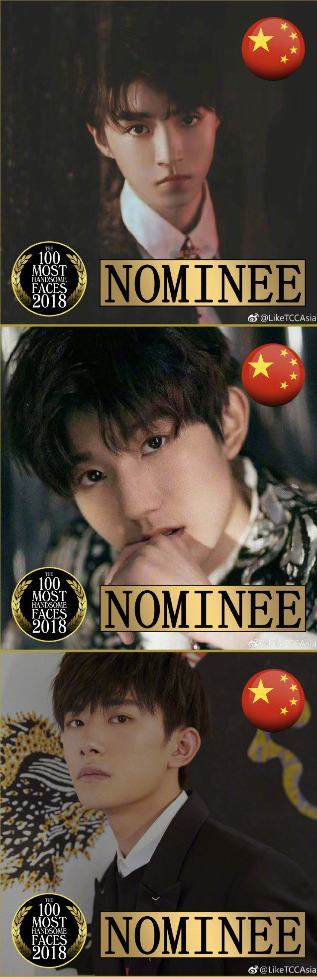 Đề cử top 100 gương mặt đẹp trai nhất châu Á: Nhân vật gây sốc nhất lại không thuộc showbiz Hoa ngữ - Ảnh 7.