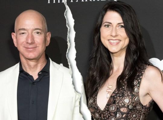 Lộ thông tin ông chủ Amazon gửi hàng loạt tin nhắn và hình ảnh nhạy cảm cho người tình bí mật - Ảnh 1.