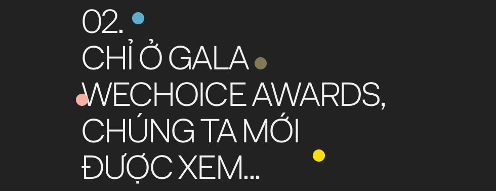 WeChoice Awards: Hành trình đẹp đẽ từ những giấc mơ - Ảnh 4.