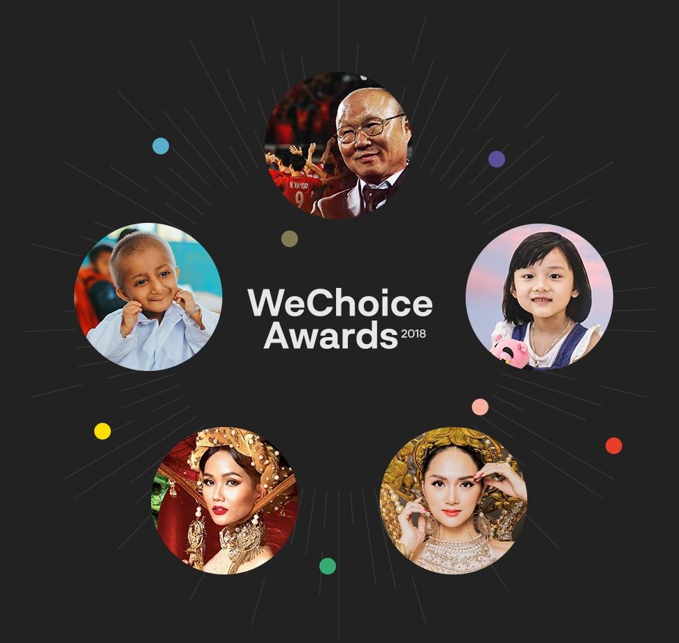 WeChoice Awards: Hành trình đẹp đẽ từ những giấc mơ - Ảnh 13.