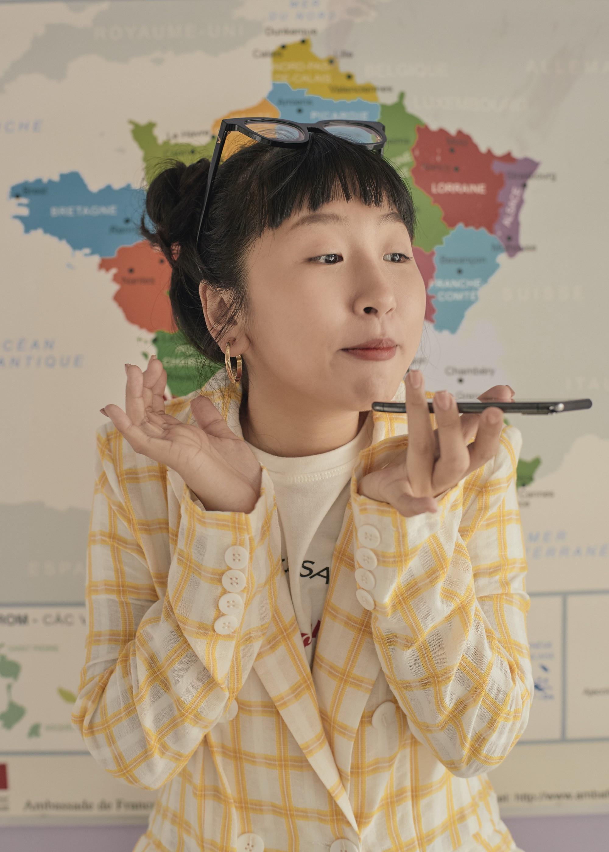Hồn Papa, Da Con Gái còn chưa nguội, Kaity Nguyễn đã cùng nhóm bạn thân nổi loạn với web drama mới - Ảnh 5.