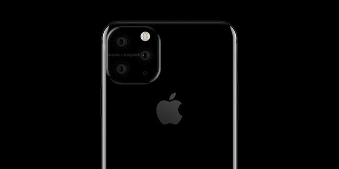 WSJ xác nhận cụm 3 camera sau của iPhone 11, iPhone XR 2019 sẽ có camera kép - Ảnh 1.