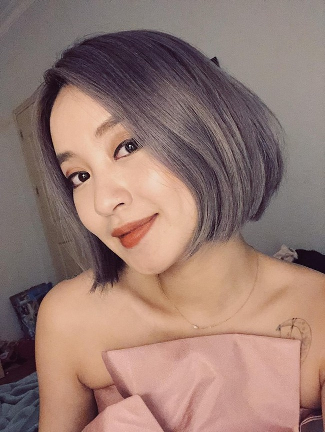 Đúng là cựu hot girl đời đầu, vác bụng bầu xuống phố mà Mi Vân vẫn xinh đẹp nức lòng như thế này - Ảnh 1.