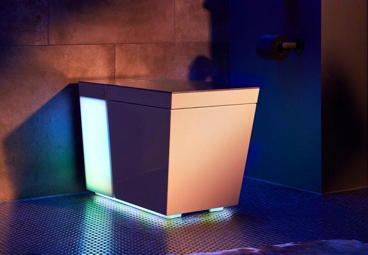 Top 5 công nghệ độc và dị nhất CES 2019: Toilet cũng biết nói chuyện, thắt lưng biết mắng chủ nhân? - Ảnh 3.