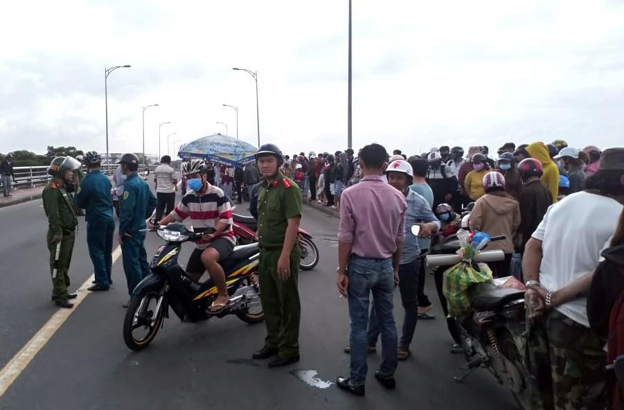 Trên đường đi học về, nữ sinh 18 tuổi ở Đà Nẵng chết thảm dưới bánh xe tải - Ảnh 3.
