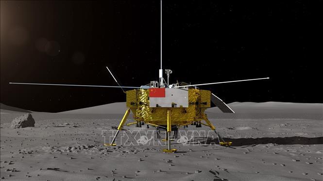 Hằng Nga 4 hoàn thành sứ mệnh trên vùng tối của Mặt Trăng - Ảnh 1.