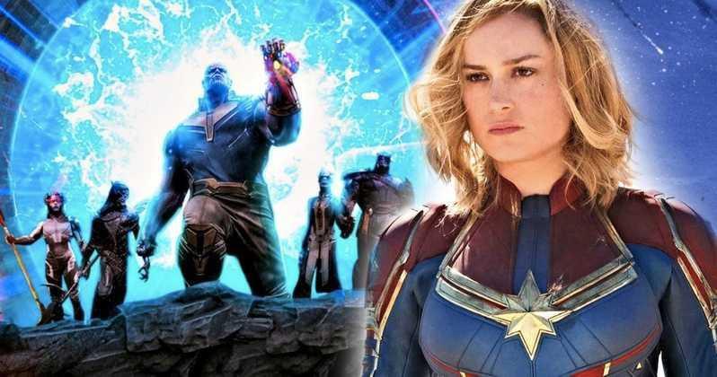 Nick Fury vạ miệng hé lộ năng lực du hành thời gian của Captain Marvel - Ảnh 2.