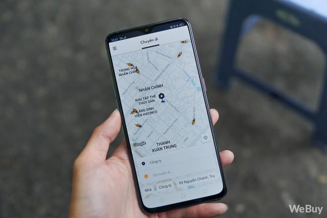 Trải nghiệm app đặt xe be: Không đội giá giờ cao điểm, bắt xe nhanh là điểm cộng lớn tuy tài xế chưa nhiều - Ảnh 5.
