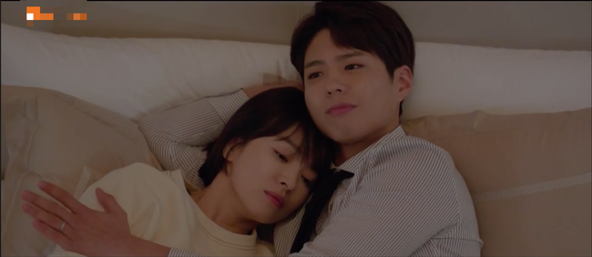 Lần đầu ngủ chung giường với phi công trẻ, Song Hye Kyo đã biểu cảm thế này - Ảnh 10.