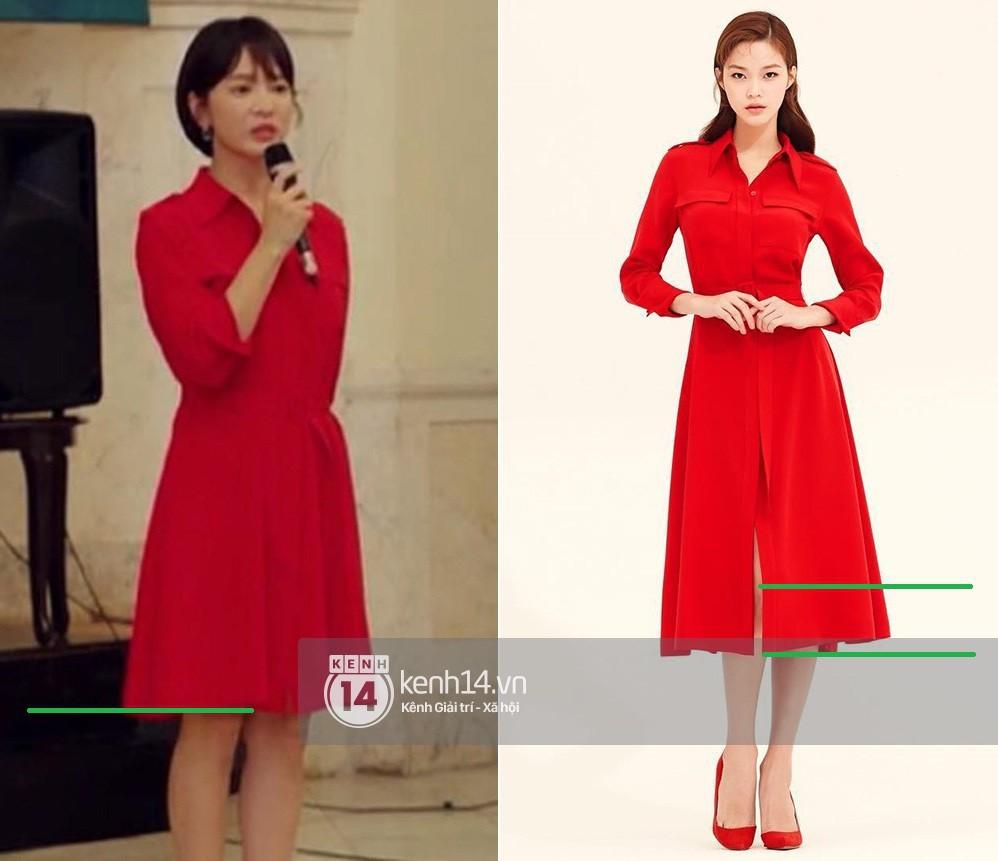 Với 4 tips diện đồ ai cũng học được, Song Hye Kyo vừa hóa nữ thần công sở lại cưa đổ trai trẻ trong Encounter - Ảnh 10.