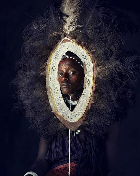 Chùm ảnh khắc họa vẻ đẹp mê hoặc của thổ dân trong các bộ lạc thiểu số vòng quanh thế giới - Ảnh 24.