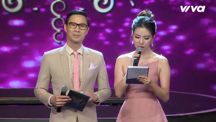 MC Mỹ Linh chiếm trọn spotlight đêm Chung kết The Tiffany Vietnam với câu nói: Vương miện đâu? Mang ra đây! - Ảnh 1.