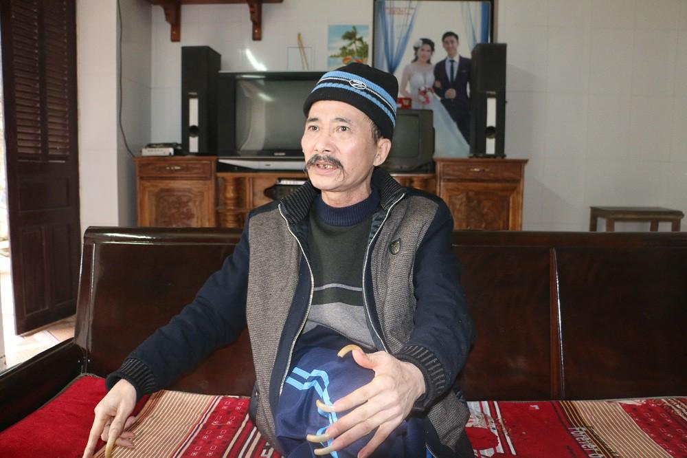 Vụ chồng bị vợ nhốt vào trong lồng sắt ở Thanh Hóa: Xuất hiện nhiều tình tiết mới khó tin - Ảnh 3.