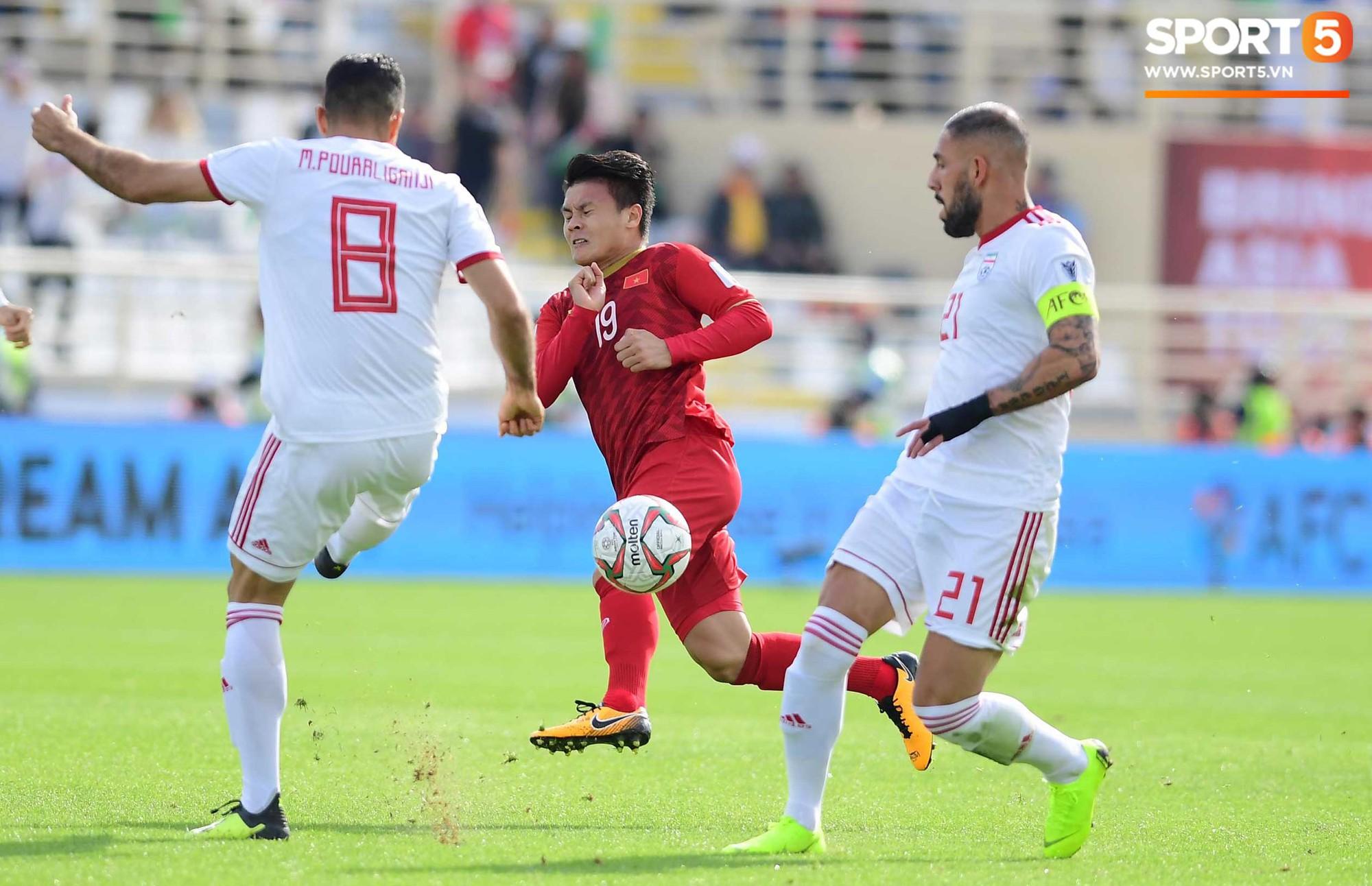 Việt Nam 0-2 Iran: Cửa đi tiếp chưa hoàn toàn đóng sập với thầy trò Park Hang-seo - Ảnh 2.