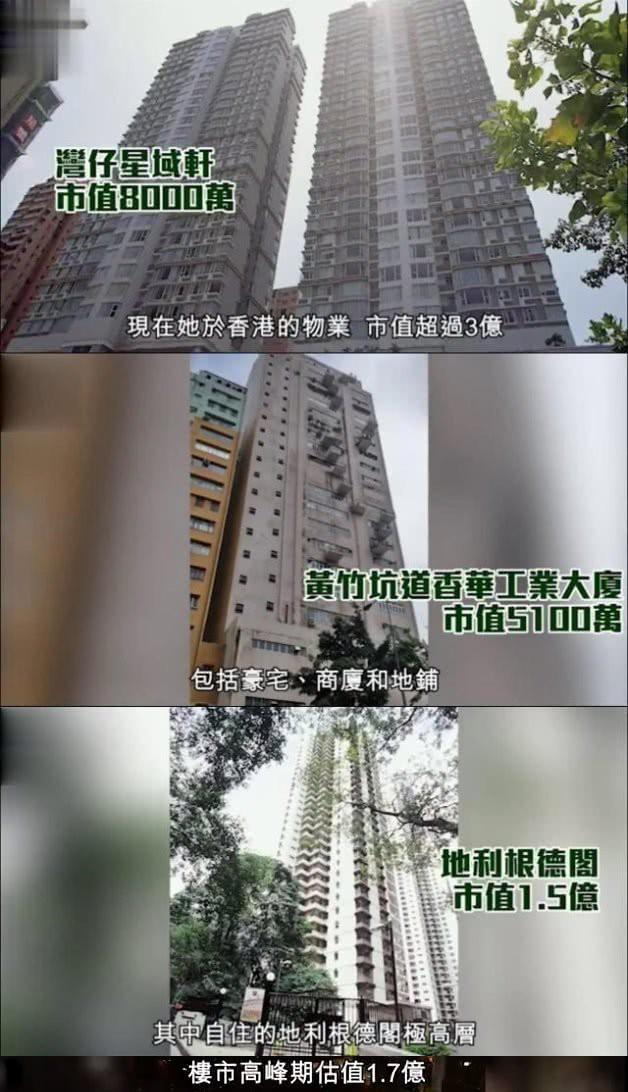 """Bất ngờ với gia tài nghìn tỷ """"Đệ nhất mỹ nhân Hong Kong"""" Quan Chi Lâm để lại cho em ruột - Ảnh 6."""