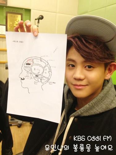 Các thánh hack tuổi Kpop khoe mặt mộc trên show thực tế: Không phải dạng vừa đâu - Ảnh 26.