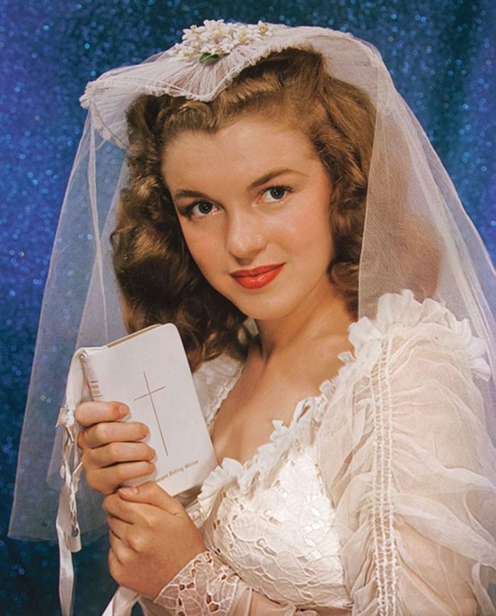 Hé lộ loạt ảnh hiếm thời chưa nổi tiếng của quả bom sex Marilyn Monroe - Ảnh 8.