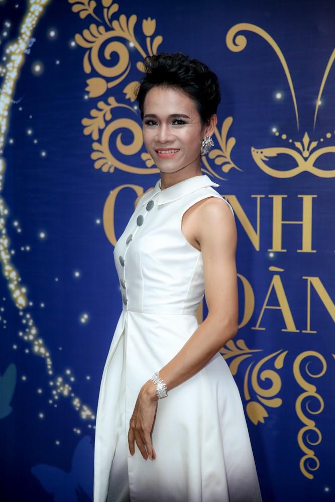 HHen Ni Suyễn - cô gái tự nhận mình xấu nhất The Tiffany Vietnam gây xúc động trong đêm Chung kết - Ảnh 5.