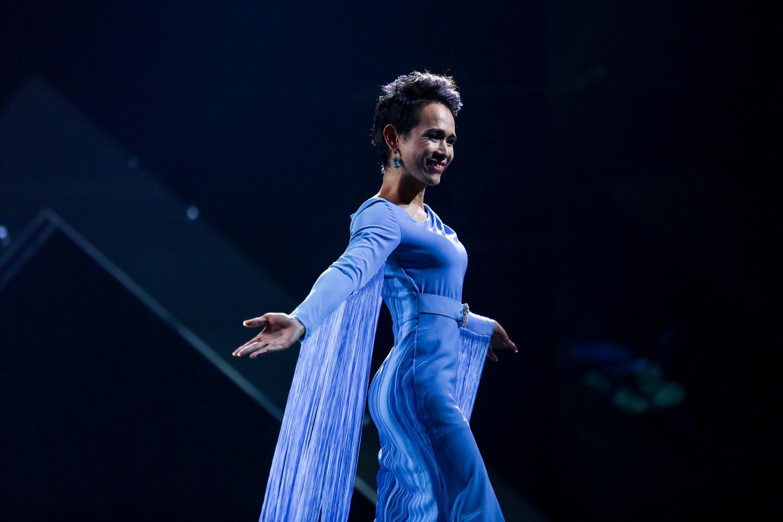 HHen Ni Suyễn - cô gái tự nhận mình xấu nhất The Tiffany Vietnam gây xúc động trong đêm Chung kết - Ảnh 7.