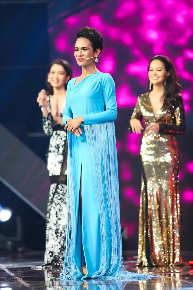 HHen Ni Suyễn - cô gái tự nhận mình xấu nhất The Tiffany Vietnam gây xúc động trong đêm Chung kết - Ảnh 8.