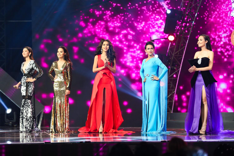 HHen Ni Suyễn - cô gái tự nhận mình xấu nhất The Tiffany Vietnam gây xúc động trong đêm Chung kết - Ảnh 1.