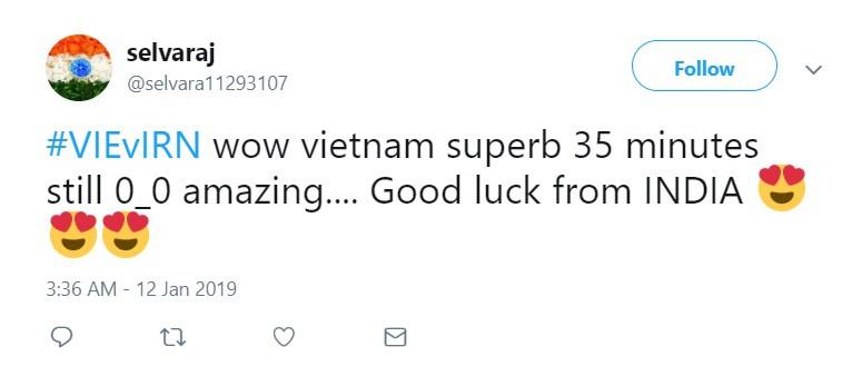 Thua Iran nhưng tinh thần quả cảm của các chàng trai Việt Nam đã đánh cắp trái tim fan quốc tế - Ảnh 6.