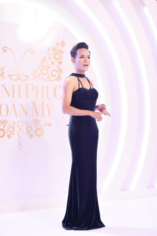 HHen Ni Suyễn - cô gái tự nhận mình xấu nhất The Tiffany Vietnam gây xúc động trong đêm Chung kết - Ảnh 3.