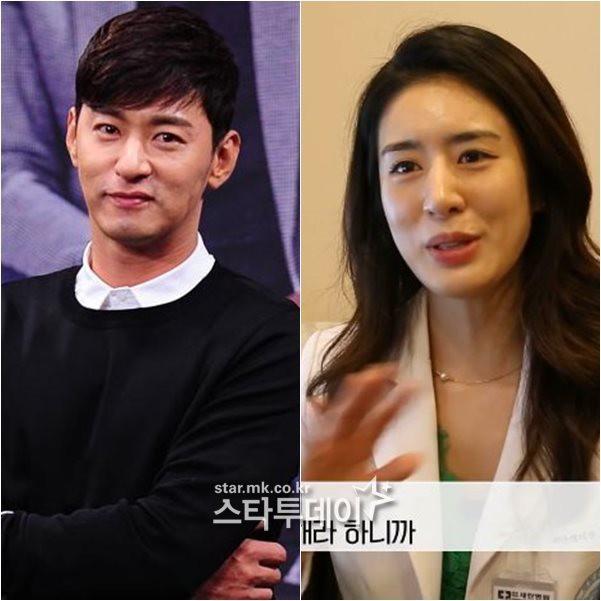 Phát cuồng trước mỹ nhân được cho là tình mới của tài tử Sắc đẹp ngàn cân: Đẹp na ná Kim Tae Hee, body nóng bỏng - Ảnh 1.