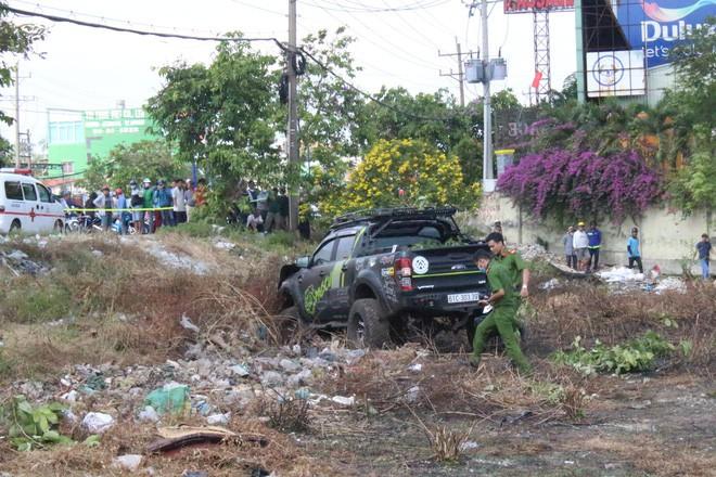 Vụ nam thanh niên bị xe Ford Ranger tông chết: Mới đi bán dưa hấu ngày đầu tiên, gia cảnh nghèo khó - Ảnh 3.