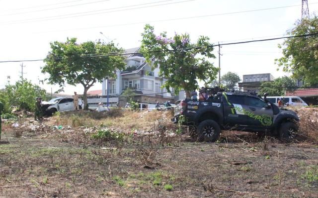 Vụ nam thanh niên bị xe Ford Ranger tông chết: Mới đi bán dưa hấu ngày đầu tiên, gia cảnh nghèo khó - Ảnh 1.