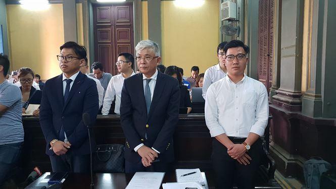 Grab kháng cáo bản án bồi thường 4,8 tỷ đồng cho Vinasun - Ảnh 1.