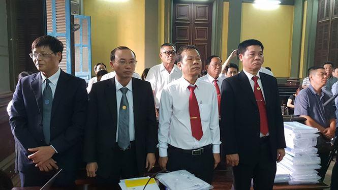 Grab kháng cáo bản án bồi thường 4,8 tỷ đồng cho Vinasun - Ảnh 2.