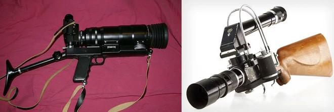 """Nhiếp ảnh gia chất: Độ máy ảnh giống một chiếc súng trường để đi bắn chim - Ảnh 2. Nhiếp ảnh gia chất: Độ máy ảnh giống một chiếc súng trường để đi """"bắn chim"""""""