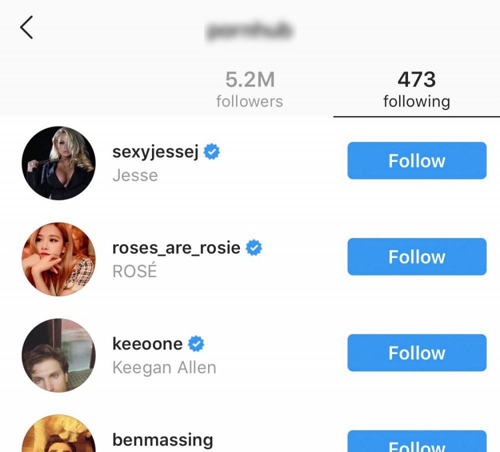 Choáng vì 2 thành viên Black Pink xuất hiện trên Instagram web sex lớn nhất thế giới, chuyện gì đang xảy ra? - Ảnh 2.