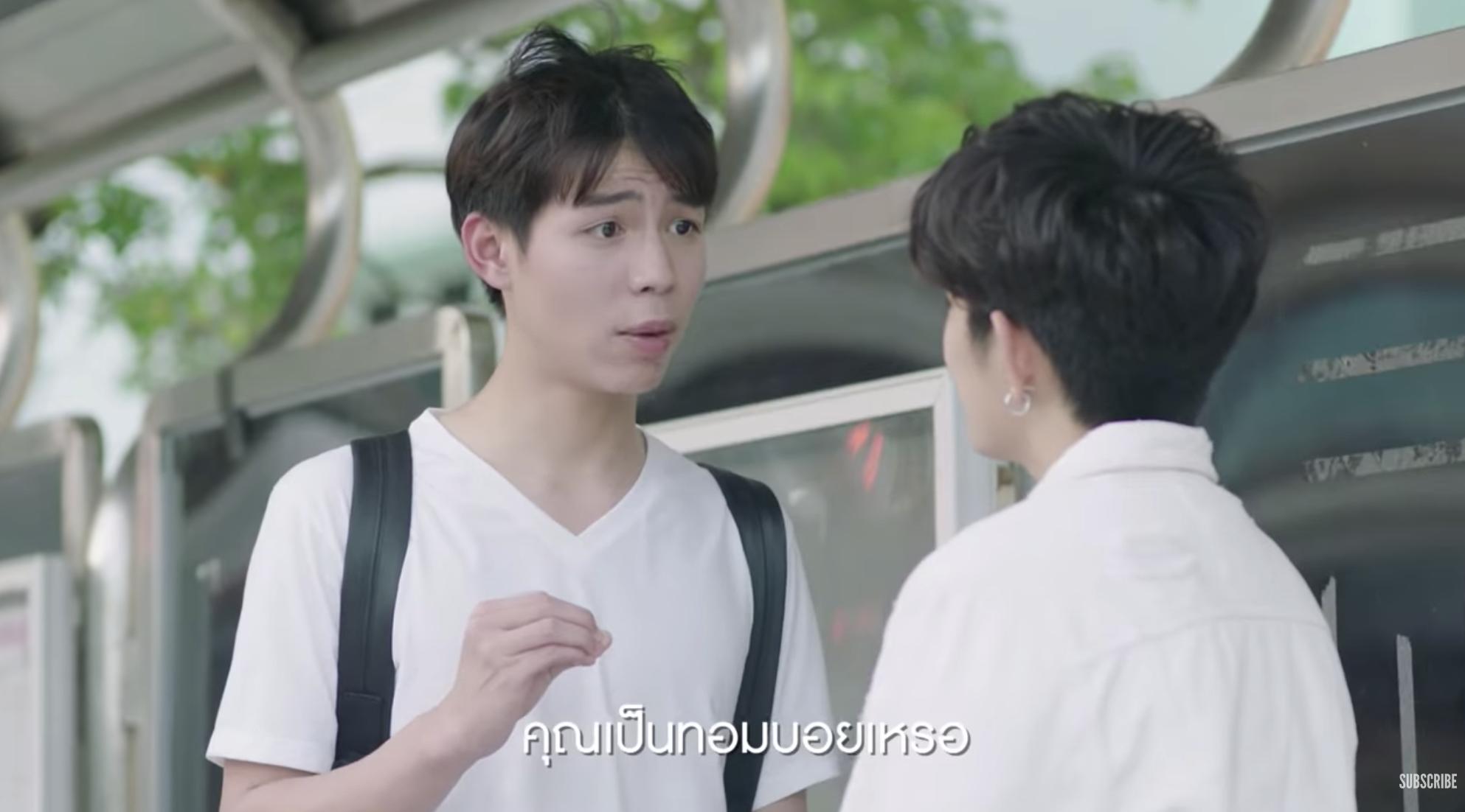 Jun Vũ bất ngờ xuất hiện liếc mắt đưa tình với HLV gốc Việt của The Face trong trailer phim Thái - Ảnh 6.