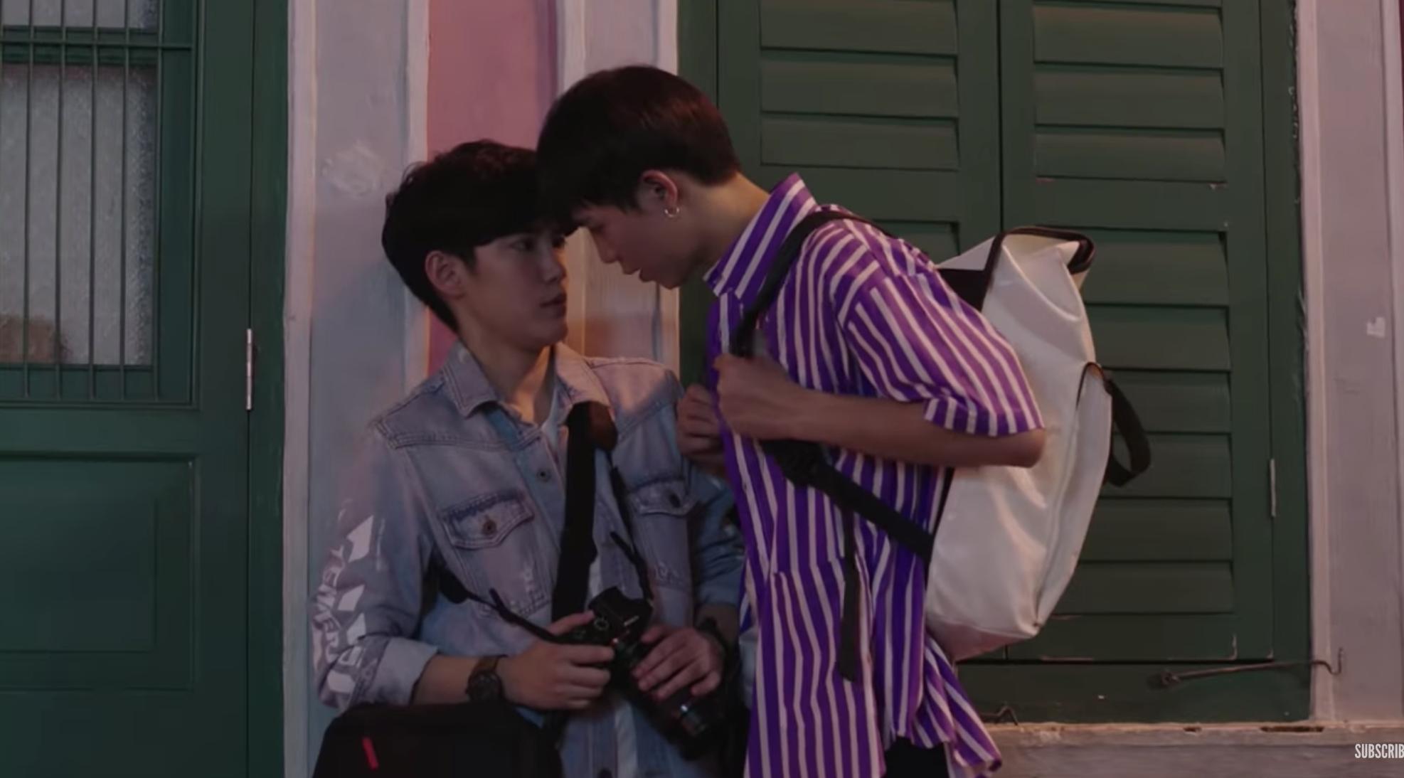 Jun Vũ bất ngờ xuất hiện liếc mắt đưa tình với HLV gốc Việt của The Face trong trailer phim Thái - Ảnh 8.