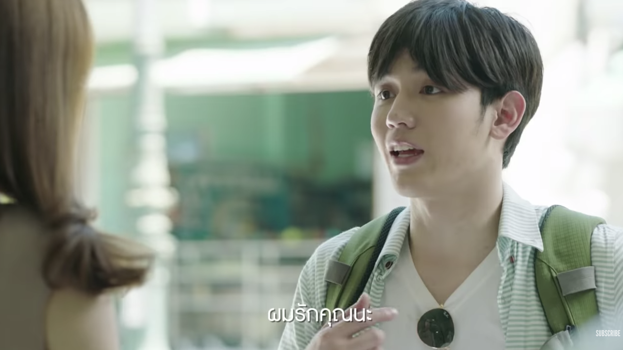 Jun Vũ bất ngờ xuất hiện liếc mắt đưa tình với HLV gốc Việt của The Face trong trailer phim Thái - Ảnh 5.