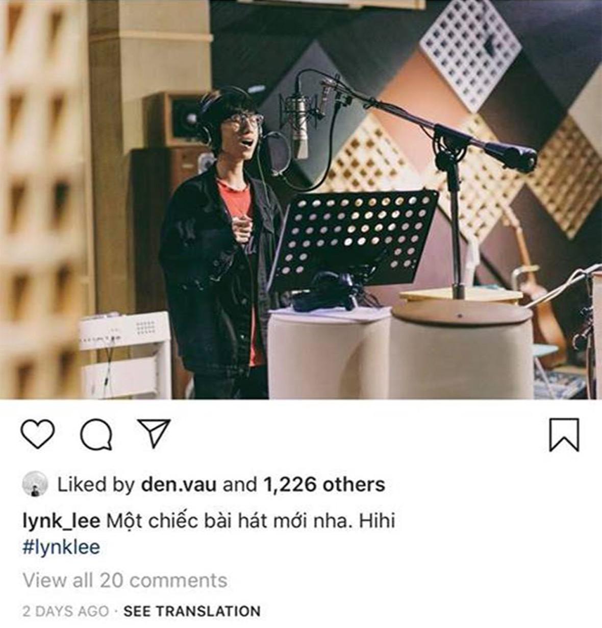 Nghi vấn Chi Pu kết hợp cùng Đen Vâu và Lynk Lee trong sản phẩm âm nhạc mới - Ảnh 4.
