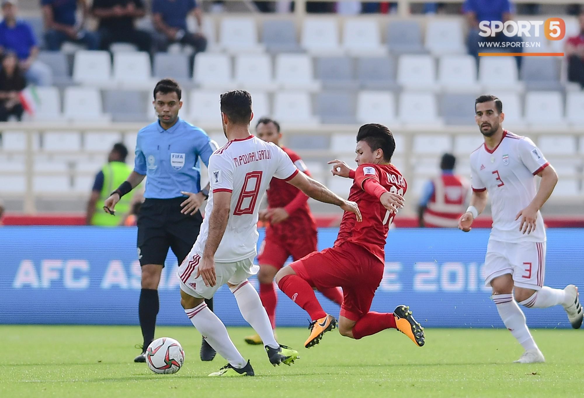 Thua Iran nhưng tinh thần quả cảm của các chàng trai Việt Nam đã đánh cắp trái tim fan quốc tế - Ảnh 2.
